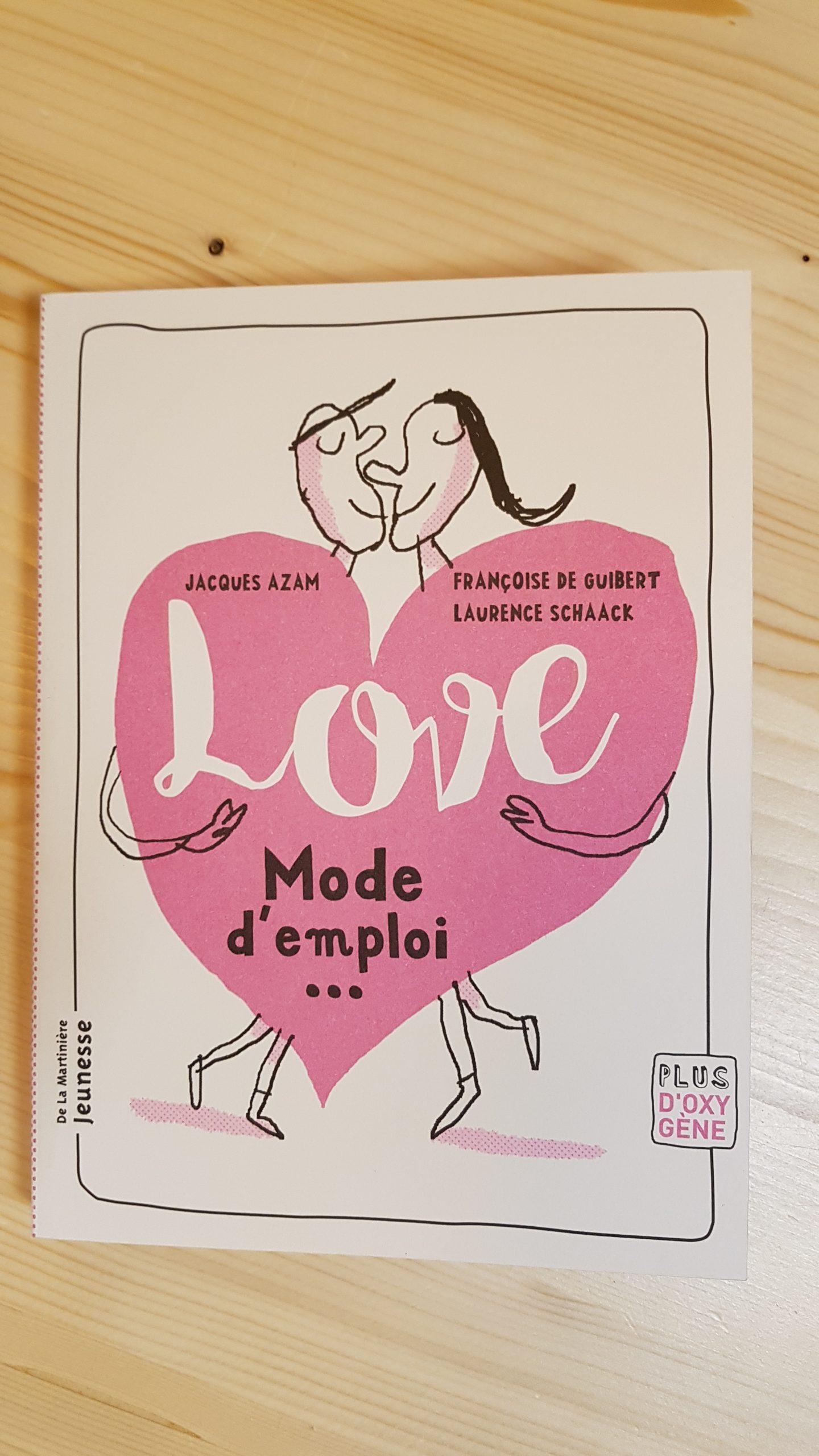 Love mode d'emploi