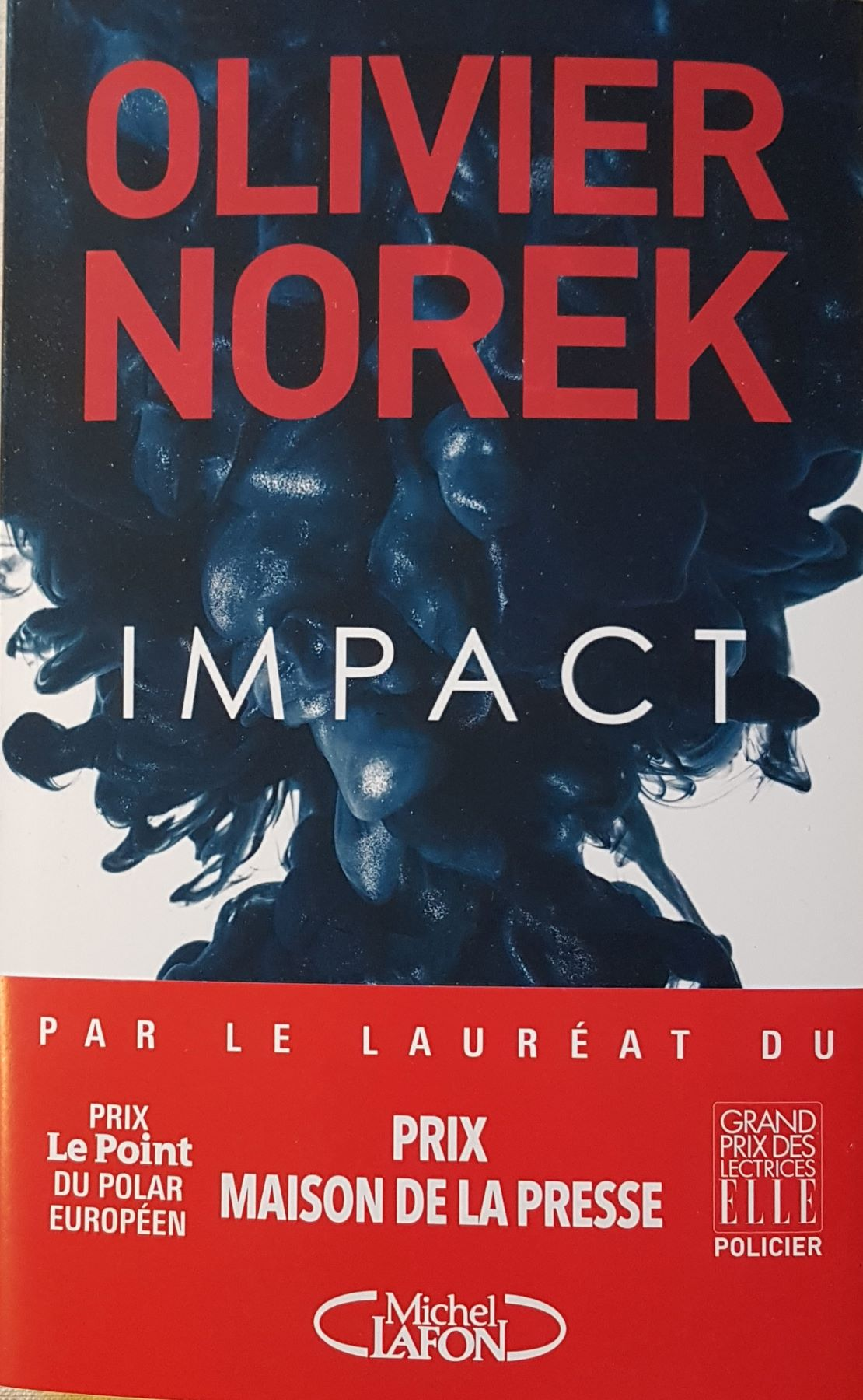 Librairie La librai'bulles Impact