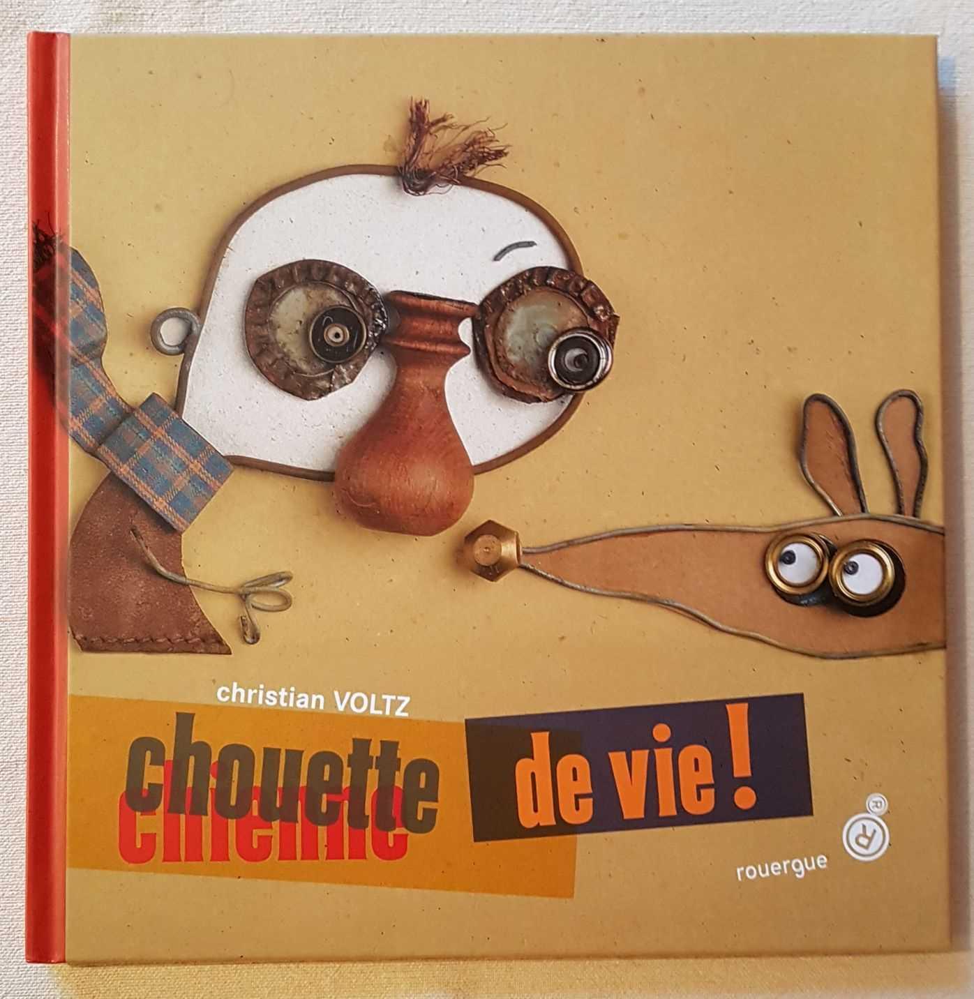 Librairie la librai'bulles Chienne/chouette de vie