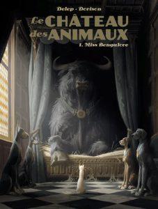 Librairie la librai'bulles le château des animaux