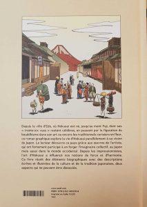 LIbrairie La librai'bulles coup de coeur Hokusai à la découverte du japon