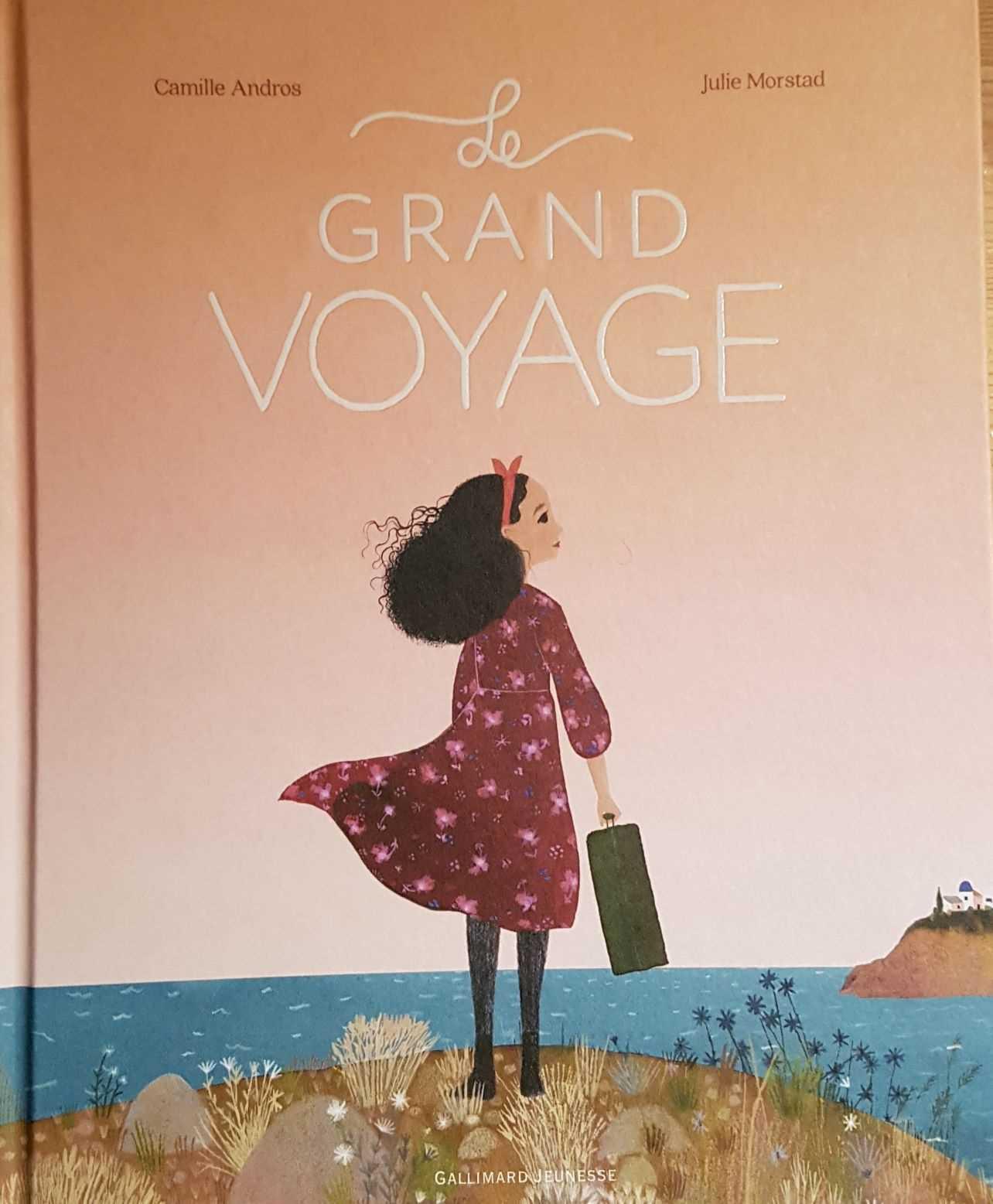 Librairie La librai'bulle coup de coeur le grand voyage