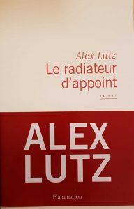 Le radiateur d'appoint Alex Lutz La Librai'bulles