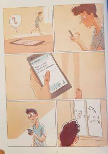Ne m'oublie pas Alix Garin Librairie La librai'bulles