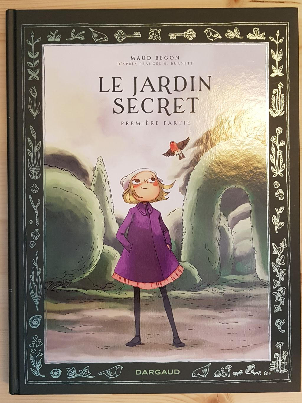 Le jardin secret Librairie La Librai'bulles