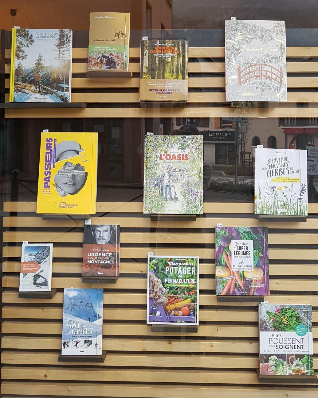 Librairie La Librai'bulles