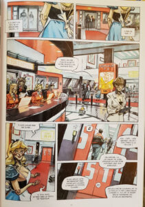 Urban Librairie La Librai'bulles