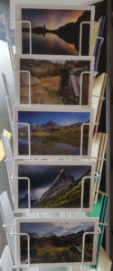 Cartes postales Patrick Dion Librairie La librai'bulles