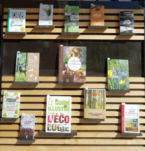 librairie La Librai'bulles Nature