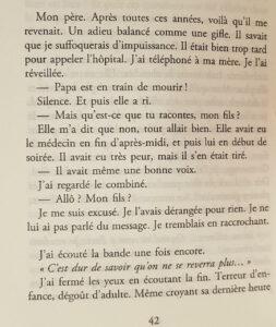 Enfant de salaud Sorj Chalandon Librairie La librai'bulles