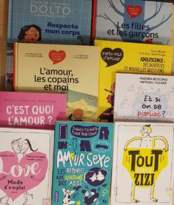 Dédicace librairie la librai'bulles petit illustré de l'intimité