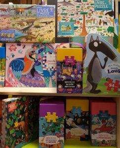 puzzles enfants librairie la librai'bulles